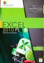 Okładka książki Excel 2010 PL Krzysztof Masłowski