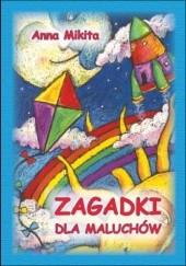 Okładka książki Zagadki dla maluchów Anna Mikita