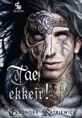 Okładka książki Tae ekkejr! Eleonora Ratkiewicz