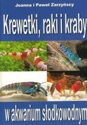 Okładka książki Krewetki, raki i kraby w akwarium słodkowodnym