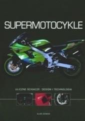Okładka książki Supermotocykle Alan Dowds