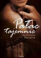 Okładka książki Pałac tajemnic Agnieszka Pietrzyk