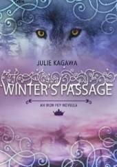 Okładka książki Winters Passage Julie Kagawa