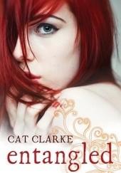 Okładka książki Entangled Cat Clarke