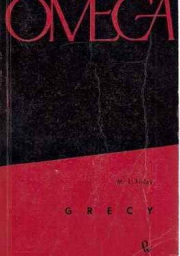 Okładka książki Grecy Moses I. Finley