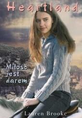 Okładka książki Miłość jest darem Lauren Brooke