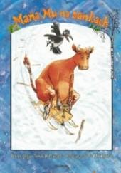 Okładka książki Mama Mu na sankach Sven Nordqvist,Jujja Wieslander