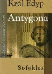 Okładka książki Król Edyp, Antygona Sofokles