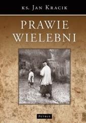 Okładka książki Prawie wielebni Jan Kracik