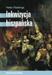 Okładka książki Inkwizycja hiszpańska Helen Rawlings