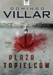 Okładka książki Plaża topielców Domingo Villar