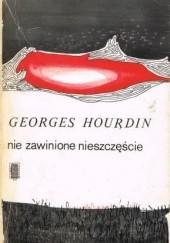 Okładka książki Nie zawinione nieszczęście Georges Hourdin