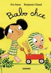 Okładka książki Babo chce Eva Susso,Benjamin Chaud