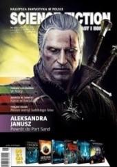 Okładka książki Science Fiction, Fantasy & Horror 68 (6/2011) Red. Science Fiction Fantasy & Horror