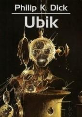 Okładka książki Ubik Philip K. Dick