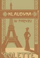 Okładka książki Klaudyna w Paryżu Sidonie-Gabrielle Colette