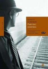 Okładka książki Paryski ekspres