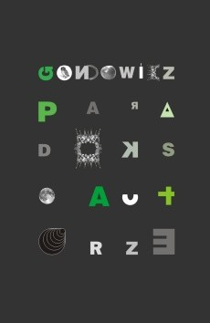Okładka książki Paradoks o autorze Jan Gondowicz