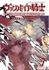 Okładka książki Vampire Knight tom 7 Hino Matsuri