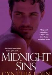 Okładka książki Midnight Sins Cynthia Eden