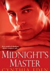 Okładka książki Midnight's Master Cynthia Eden