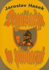 Okładka książki Degustacja w piwiarni Jaroslav Hašek