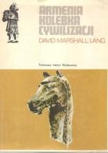 Okładka książki Armenia kolebka cywilizacji