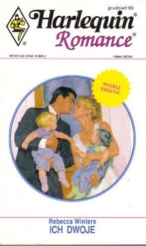 Okładka książki Ich dwoje Rebecca Winters