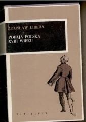 Okładka książki Poezja polska XVIII wieku