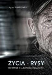 Okładka książki Życia - Rysy Agata Puścikowska