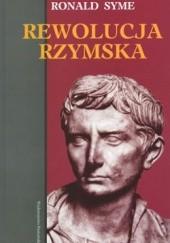 Okładka książki Rewolucja Rzymska Ronald Syme