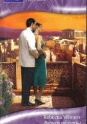 Okładka książki Romans po grecku Rebecca Winters