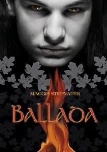 Okładka książki Ballada. Taniec mrocznych elfów Maggie Stiefvater