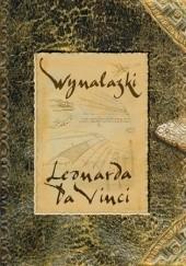 Okładka książki Wynalazki Leonarda da Vinci Jaspere Bark