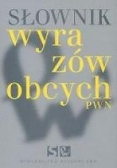 Okładka książki Słownik wyrazów obcych PWN Lidia Wiśniakowska