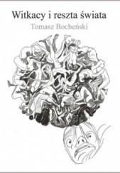 Okładka książki Witkacy i reszta świata Tomasz Bocheński