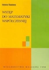 Okładka książki Wstęp do matematyki współczesnej Helena Rasiowa
