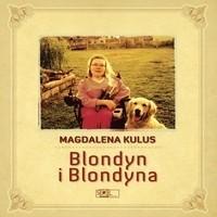 Okładka książki Blondyn i Blondyna Magdalena Kulus