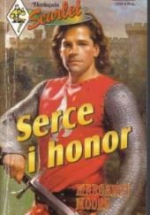 Okładka książki Serce i honor