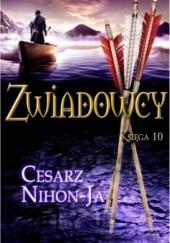 Okładka książki Zwiadowcy. Cesarz Nihon-Ja John Flanagan