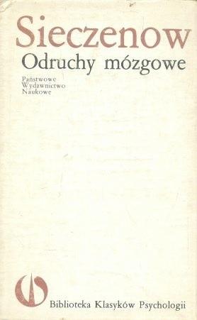 Okładka książki Odruchy mózgowe Iwan M. Sieczenow