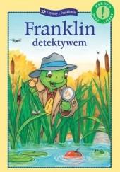 Okładka książki Franklin detektywem
