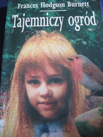 Okładka książki Tajemniczy ogród Frances Hodgson Burnett