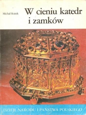 Okładka książki W cieniu katedr i zamków