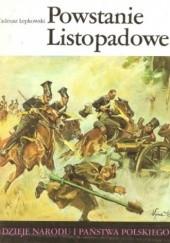 Okładka książki Powstanie Listopadowe Tadeusz Łepkowski
