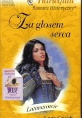 Okładka książki Za głosem serca Laura Cassidy