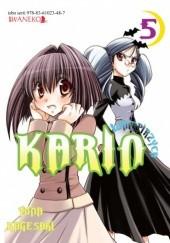 Okładka książki Wampirzyca Karin #5