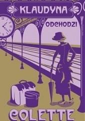 Okładka książki Klaudyna odchodzi Sidonie-Gabrielle Colette