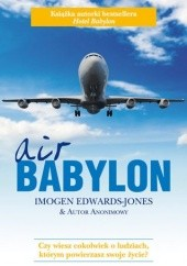 Okładka książki Air Babylon Imogen Edwards-Jones