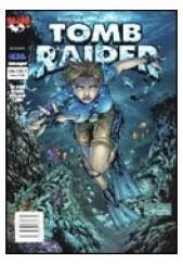 Okładka książki Tomb Raider 1/2001 Dan Jurgens,Andy Park